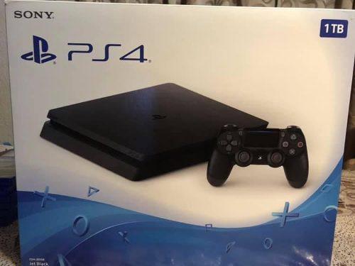 Sony Ps4 1tb Con 1 Control Y 2 Juegos A Elegir Play Station