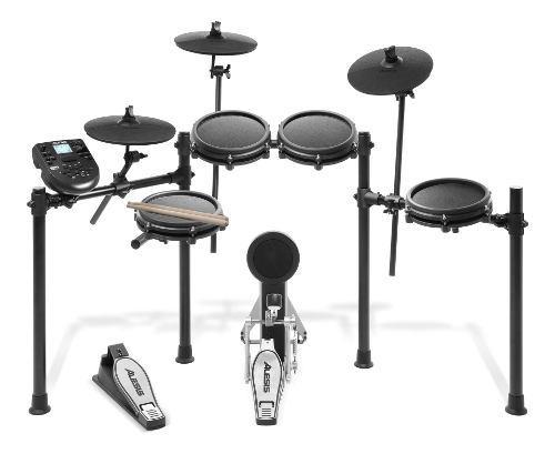 Alesis Drums Nitro Mesh Kit | Kit De Batería Electrónica
