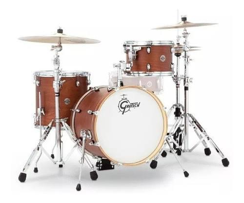 Bateria 3 Piezas Nogal Catalina Club Gretsch Ct1j483