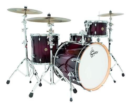 Bateria 4 Piezas Burst Gretsch Catalina Maple 22 Cm1e824s