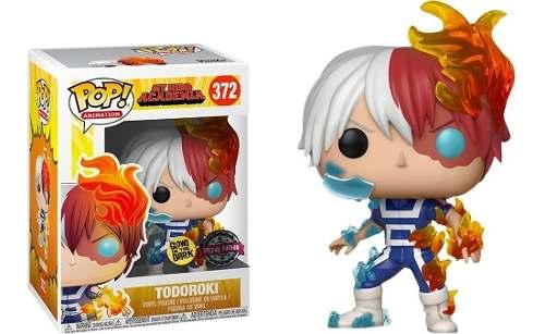 Funko Pop! Todoroki 372 Glows In The Dark Envio Gratis
