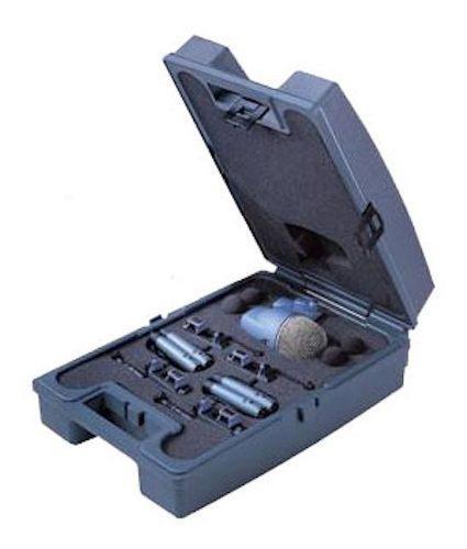 Jts Micrófonos Batería 5 Piezas C/ Estuche
