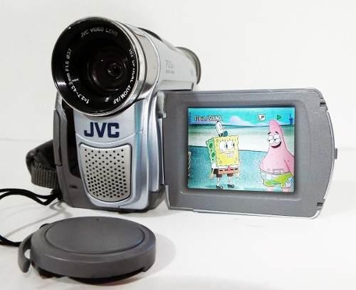 Jvc Videocamara De Casset Mini Dv Mod Gr-d90u
