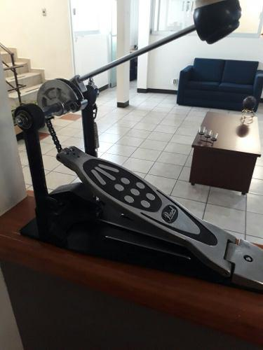 Pedal Para Bateria Pearl Estetica 90% Robusto