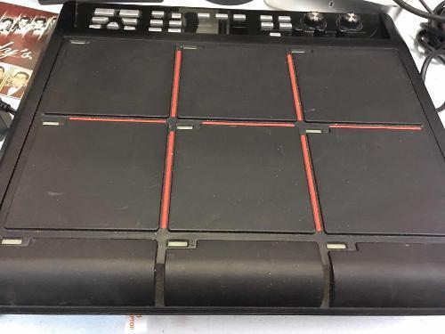 Roland Spd Sx Sampler De Baterías Como Nuevo