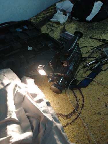 Videocamara Sony Handycam Ccd F365 Vintage Para Reparar