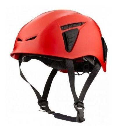 Casco Para Escalada Y Alpinismo Pro Light Rojo Marca Fixe