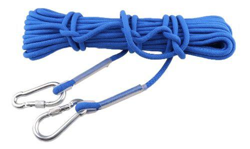 Cuerda 12kn De Escalada Al Aire Libre Rescate Escape De