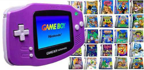 Gba Juegos Digitales Game Boy Advance