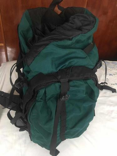 Gregory Mochila Para Alpinismo Made In U.s.a Talla M
