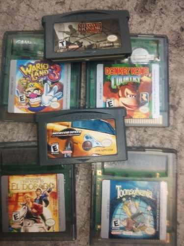 Juegos Para Game Boy Color Y Game Boy Advance Sp