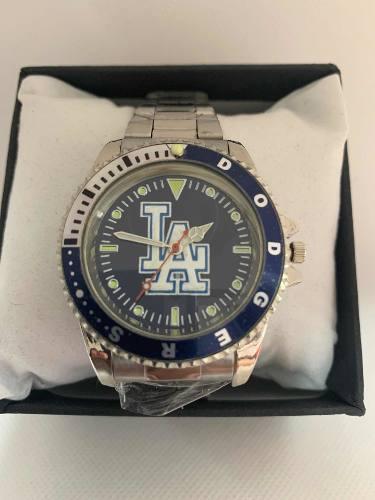 Reloj Deportivo Los Ángeles Dodgers Béisbol De Colección