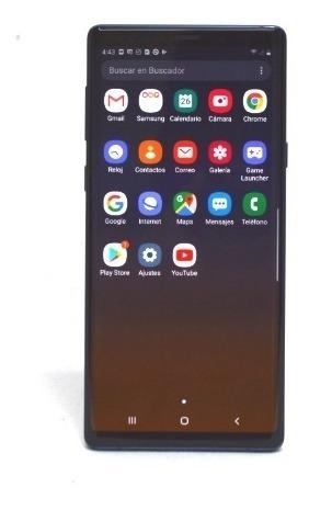 Telefono Celulares Samsung Galaxy Note 9 Liberado 128 Gb (g)