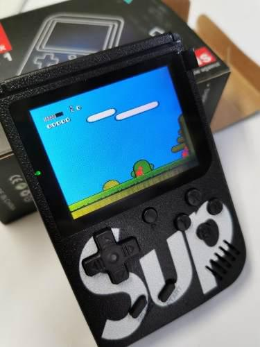 Video Juego Game Boy 400 Video Juegos,sup,color Negro