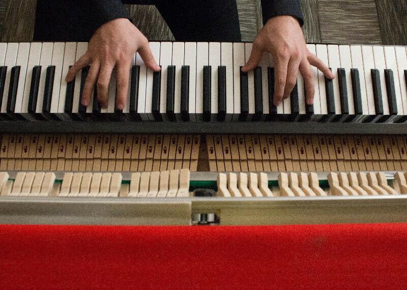 Clases de piano particulares! niños,jovenes y adultos