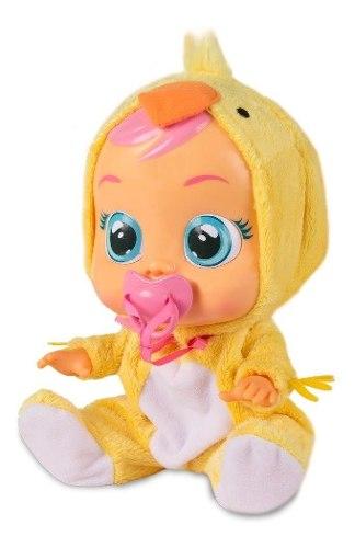 Cry Babies Chilloncitos Nuevos Con Sonidos Sin Caja Surtido