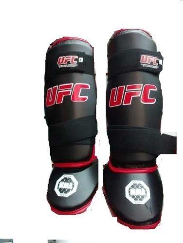 Espinilleras Ufc Para Mma, Muay Thai, Kick Boxing