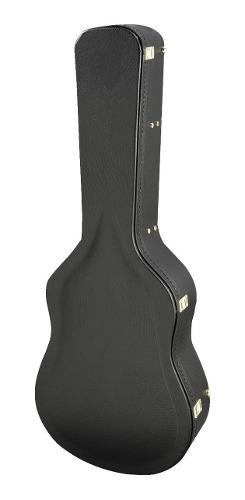 Estuche Para Guitarra Acustica Case De Madera Proel Fowoagc