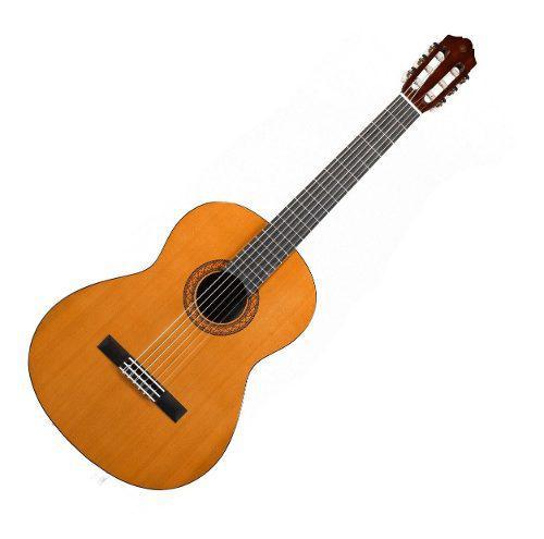 Guitarra Acústica Yamaha C40 Original, Meses Y Envío