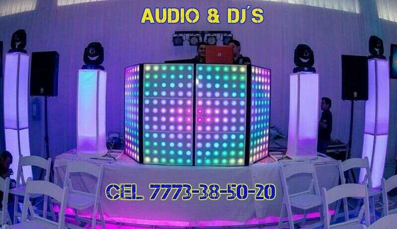 LUZ Y SONIDO DJ Y KARAOKE PARA TUS FIESTAS