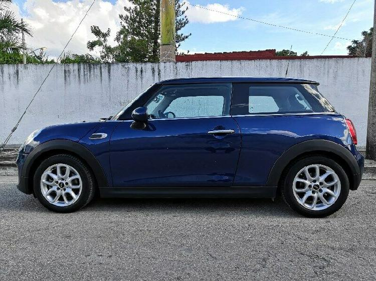 Mini Cooper Chili Aut. 2014 3 cil. 1.5 turbo fact. de