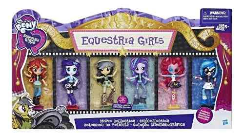 My Little Pony Equestria Girls Coleccion De Pelicula Hasbro