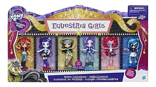 My Little Pony Juego Equestria Girls Colección De Película