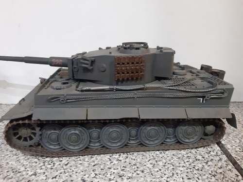 Tiger 1 Ausf. E Tank- 21st Century Toys 1/18