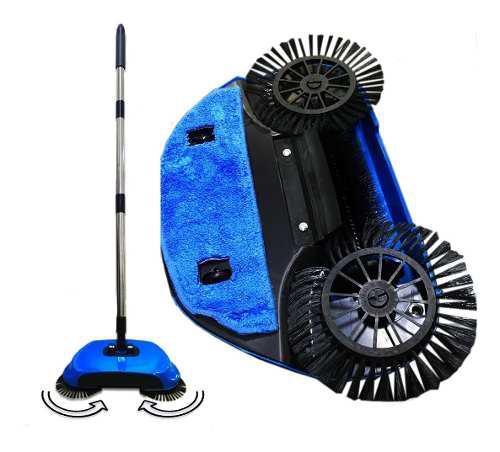 Aspiradora / Barredora Mecánica Portátil De Fácil Uso