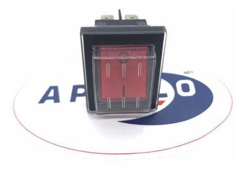 Boton Interruptor De Aspiradora Industrial Para Encendido Y