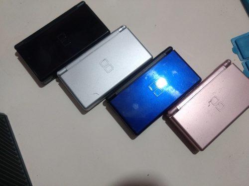Consola Nintendo Ds Lite Con Cargador Precio Por Unidad