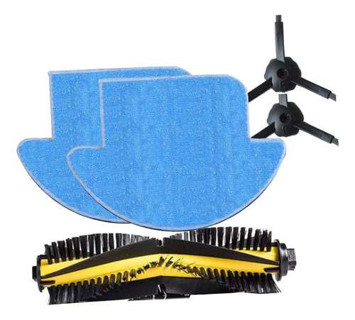 Kits De Reemplazo 5pcs / Set Para Aspiradora Robot Ilife V7s