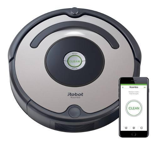 Roomba 677 Aspiradora Robot Wi Fi Automática Y Programable
