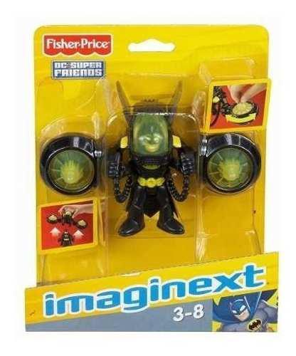 Imaginext Batman With Jet Pack Fisherprice Dc Super Friends