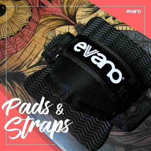 Straps Y Pads Para Sandboard - Envio Gratis