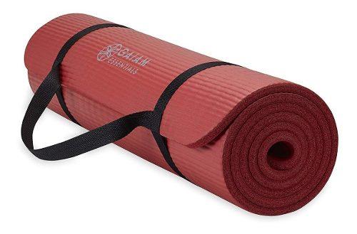 Tapete Para Yoga Extragrueso Gaiam 10 Mm (Colores)
