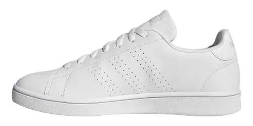 Tenis adidas Advantage Originales Caballero Blancos