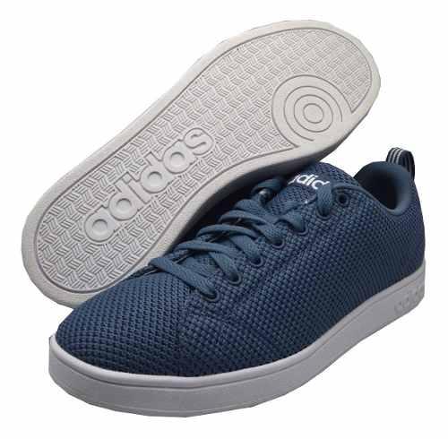 Tenis adidas Hombre Azul Vs Advantage Cl Original Db