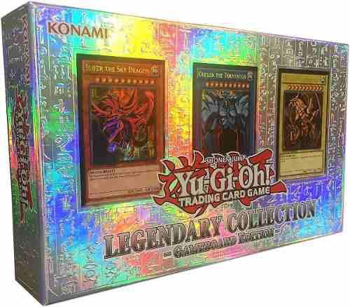 Yugioh Juego De Cartas Coleccion Legendaria Yu-gi-oh! Cards