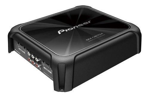 Amplificador Pioneer Gm-d8704 4 Canales 1200 Watts Clase Fd