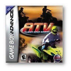 Atv Tunder Ridge Riders Game Boy Advance (solo Cartucho)