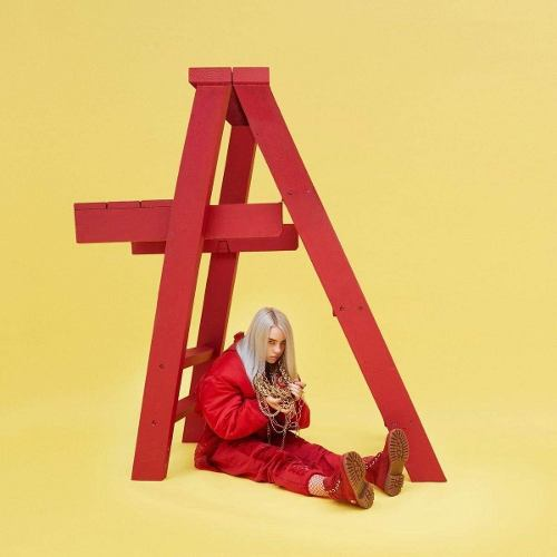 Billie Eilish Don't Smile At Me (cd Nuevo)