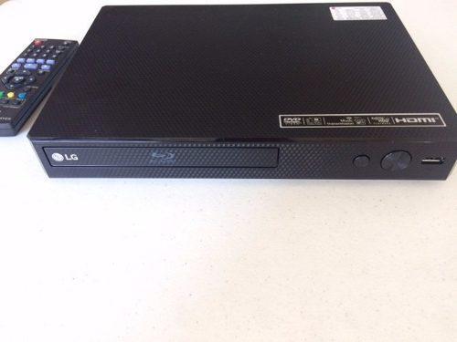 Blu Ray Lg Bp350 Con Wi Fi