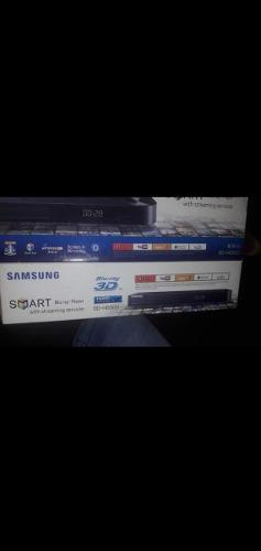 Blu Ray Samsung Bd H6500 3d 4k