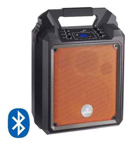 Bocina Amplificador Bluetooth Portátil De 80 W Recargable
