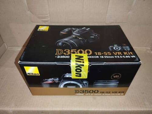 Camara Nikon D Kit  Mm Dx Vr