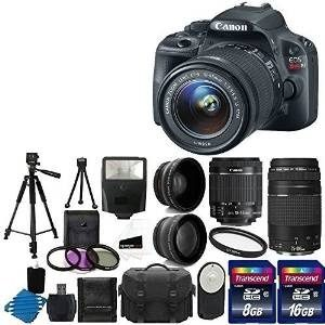 Canon Eos Rebel Sl Mp Cmos Digital Slr Con Ef-s m