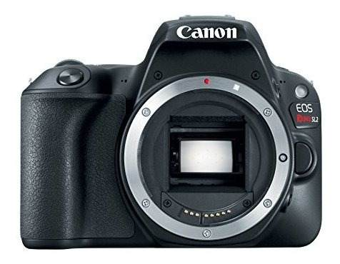 Canon Eos Rebel Sl2 Slr Digital Camera Camera - Wifi Activad