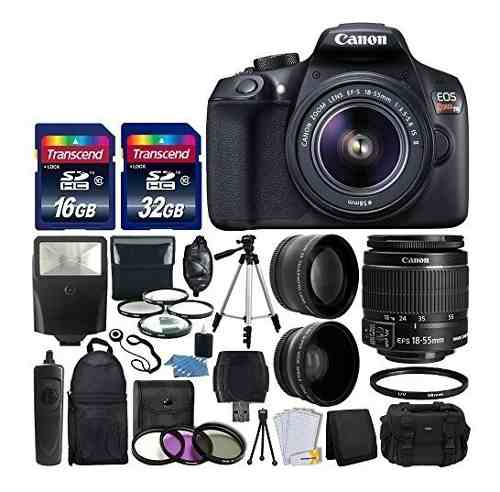 Canon Eos Rebel T6 Cámara Digital Slr Amplificador; mm