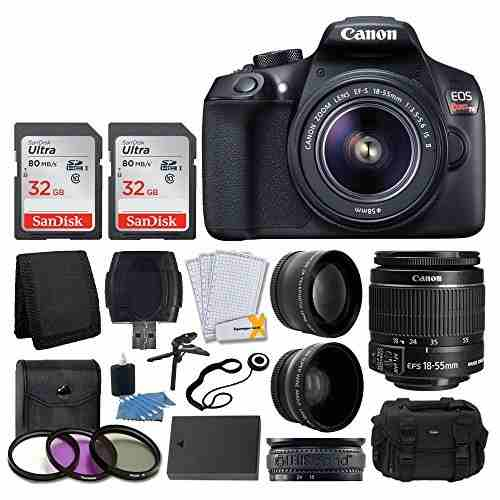 Canon Eos Rebel T6 Cámara Digital Slr Canon Ef-s mm F